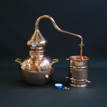 Moonshine alembic still type A | Distillation Supplies