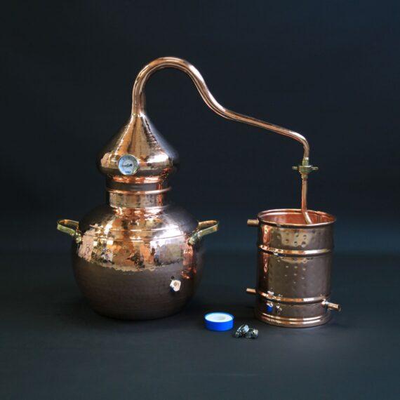 Moonshine alembic still type A | Distillation Supplies
