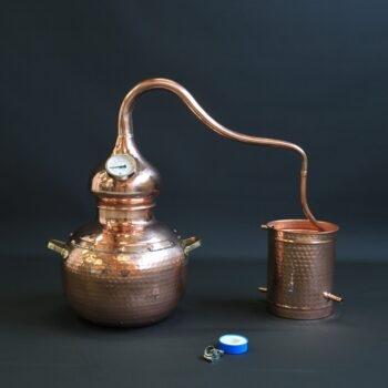 Moonshine alembic still type B | Distillation Supplies