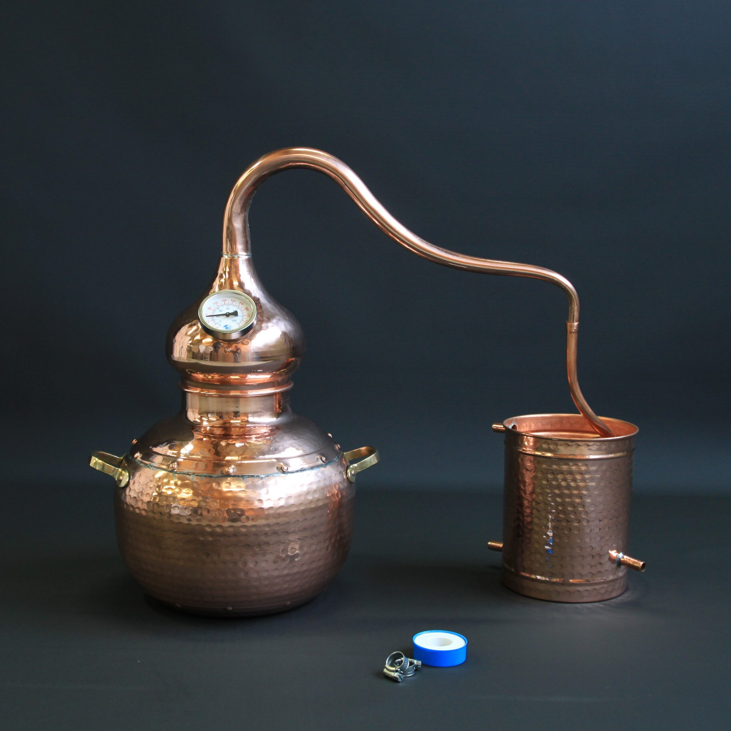 Moonshine alembic still type B | Distillation Supplies