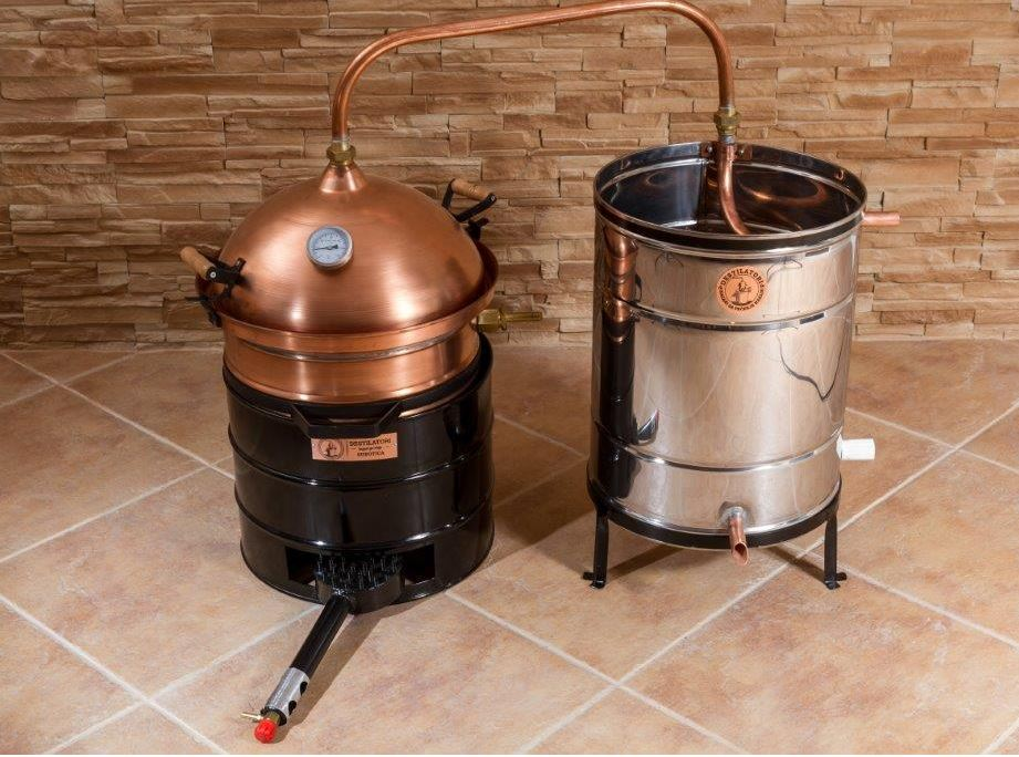 Hobby still for distilling fruit | Distillation Supplies